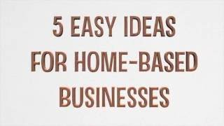5 Types of Home Business Ideas To Start Offline