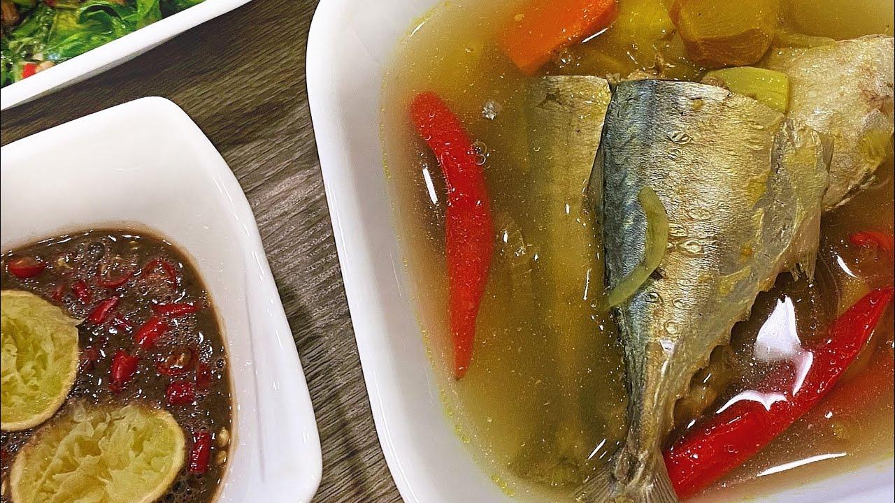 resepi singgang ikan versi terengganu youtube Resepi Singgang Ikan Belanak Enak dan Mudah