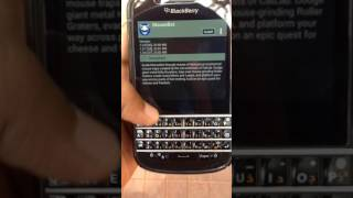 How to download android apps on q10,q20,passport Free HD Video