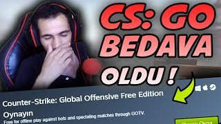 CS:GO BEDAVA OLDU ! - Cs: GO Update