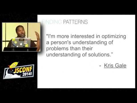Marco Rogers: Finding Patterns Across Front-end Frameworks [JSConf2014]