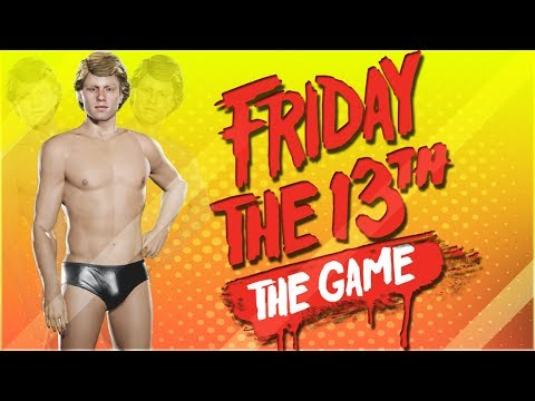 CHAD RUNS INTO THE WORST JASON AND D20 IS HILARIOUS! (Friday the 13th Game)