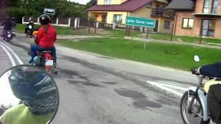 1.Easy WSK Riders - Leżajski Klub Miłośników WSK - Leżajsk i okolice 2011