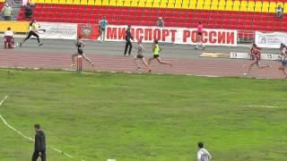 финал 1500м юниоры 2014
