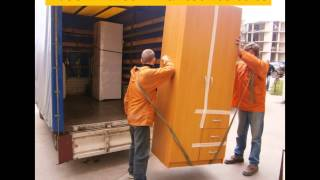 видео Квартирный переезд в Киеве с грузчиками