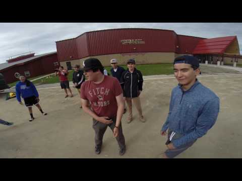 Hand Eye Coodination & Indigenous Games (14-17) 2016 ASWCO Multi-Sport Camp Moose Cree First Nation