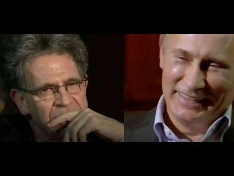 Putin's classic laugh at NATO