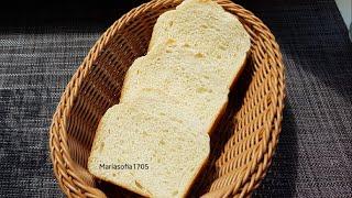 Белый хлеб Простой рецепт вкусного белого хлеба