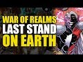 The Last Stand On Earth! (Marvel Comics: War Of The Realms Part 1)