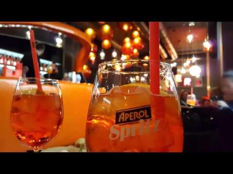Best Milano Aperol Spritz Aperitivo At Terrazza Aperol