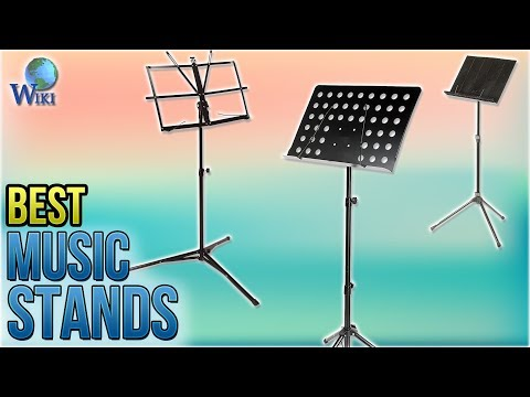 10 Best Music Stands 2018