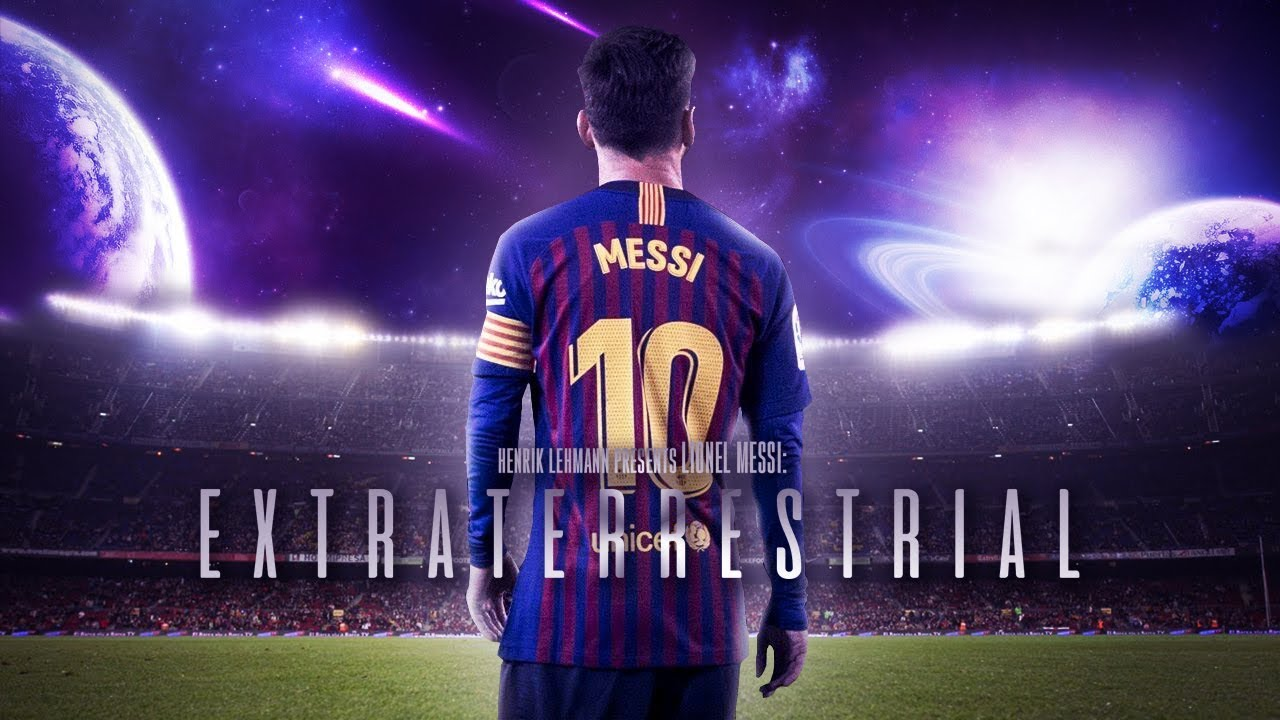 quality design 1138b fce4d Lionel Messi: Extraterrestrial   Official Movie