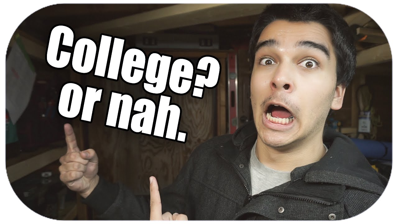 why girls shouldnt go to college John belushi in animal house (universal) just say no to college why it's the worst decision a young american can make for today's grads, a job is no sure thing, but decades of debt may be.