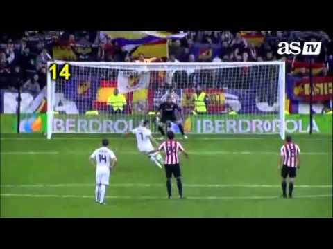 38 ban thang cua Ronaldo tai Liga