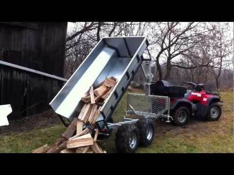 ATV Trailer by T-Rex Trailers