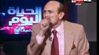 لقاء الفنان محمد صبحي في برنامج الحياة اليوم 5