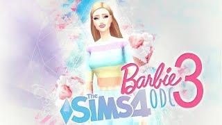 CZY BARBIE POWIE BLAINE'OWI, o ich dziecku? - The Sims 4 -  Barbie  odc 3 sezon 2