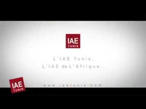 IAE Tunis :