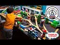 Thomas and Friends | New Thomas Train Wooden Railway Table with Brio! Fun Toy Trains for Kids