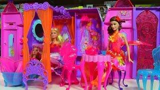 Barbie and the Secret Door Play