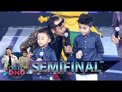 Wow Keren Banget! Afan& Haikal Kasih TATATA Buat Penonton - Semifinal Kilau DMD (9/3)