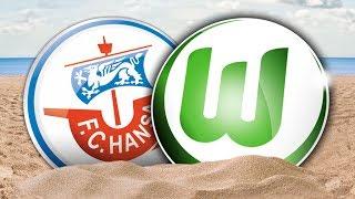 Die Interviews nach unserem Testspiel gegen den VfL Wolfsburg