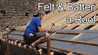 DIY ROOF: FINALLY WATERTIGHT