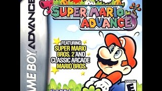 Super Mario Advance Video Walkthrough