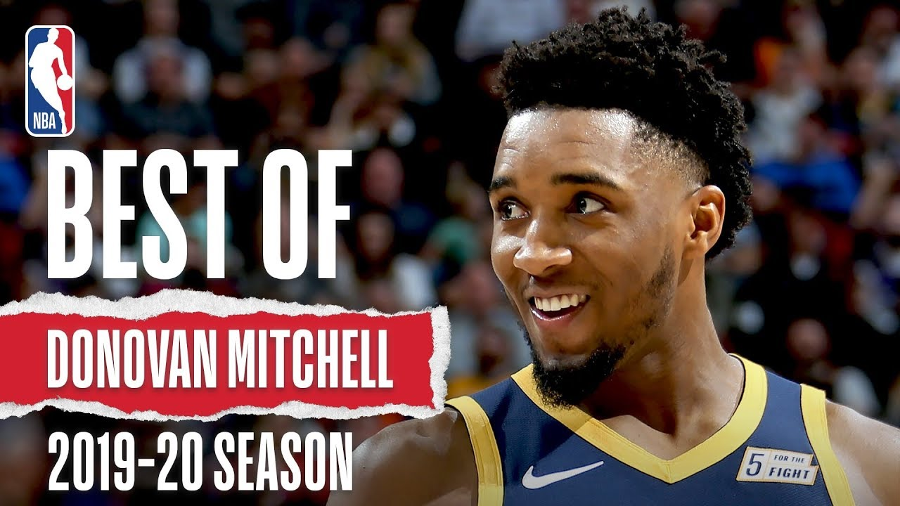 Best Of Donovan Mitchell | 2019-20 NBA Season