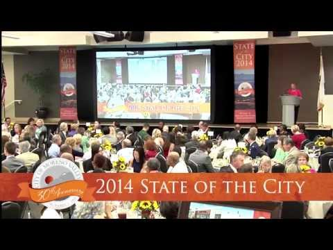 2014 Moreno Valley State of the City Address