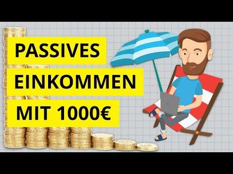 Download Wie du ein passives Einkommen mit 1000€ aufbauen kannst Mp4 baru