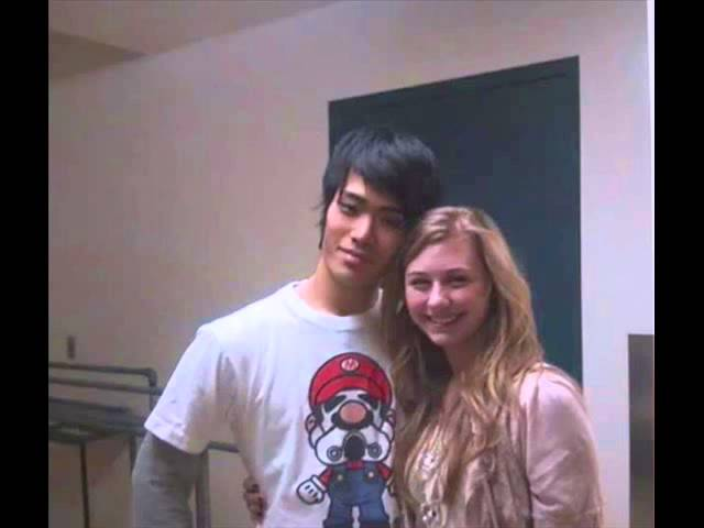 Asian male white female couples