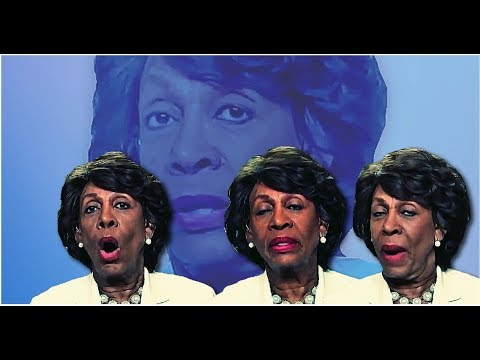 """MAXINE WATERS GETS """"TONGUE TIED"""" IN A WEB OF LIES IN THIS REALLY AWKWARD INTERVIEW!"""
