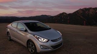 Hyundai Elantra Sedan 2014 Videos