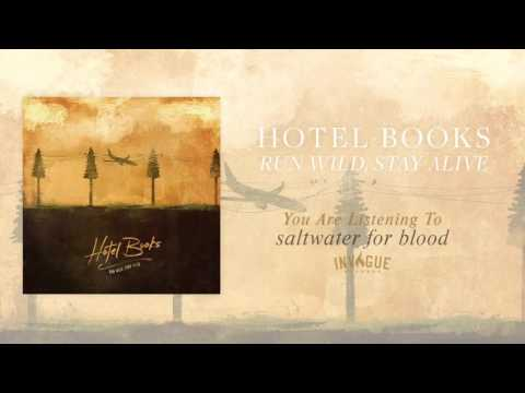 Hotel Books - Saltwater For Blood