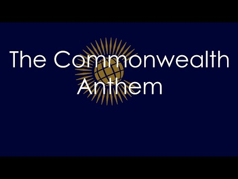 The Commonwealth Anthem