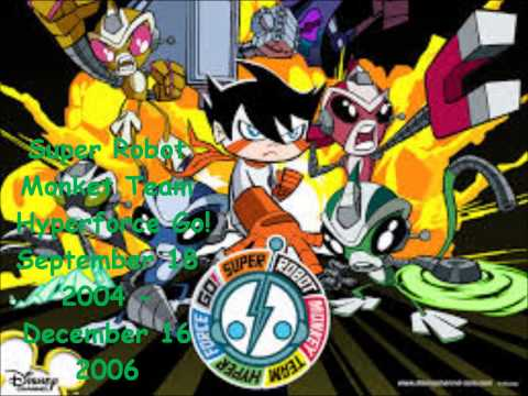 Jetix Shows