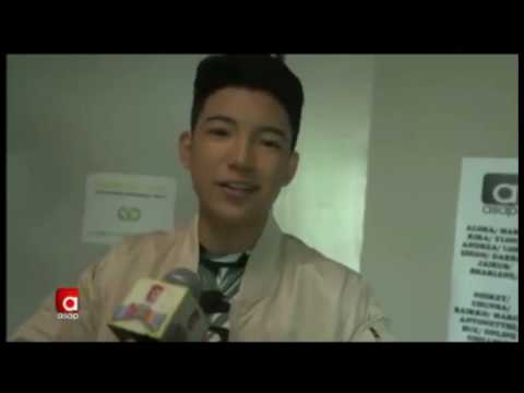 Darren Espanto- ASAP BACKSTAGE INTERVIEW (03-09-2017)