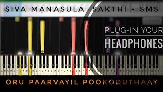 Oru Paarvaiyil | Keyboard Chords | Siva Manasula Sakthi