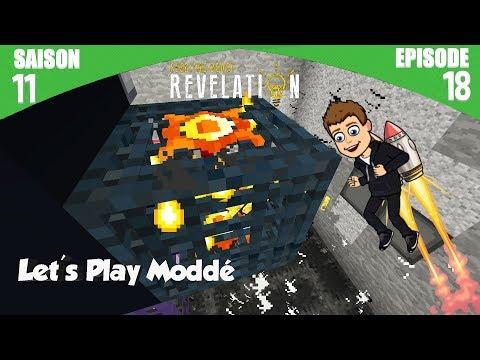 Amélioration De La Production D'énergie | Minecraft Moddé - FTB Revelation | Ep# 18