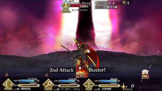 [ Fate / Grand Order ] サーヴァント : 天草四郎 [ルーラー] 宝具 : 双...