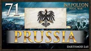 THE PRICE OF ENDLESS WAR! Napoleon Total War: Darthmod - Prussia Campaign #71