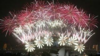 Dünyadan yeni yıl kutlamaları - BBC TÜRKÇE