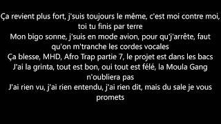Скачать MHD Afro Trap Part7 La Puissance Parole Lyrics