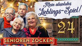 Mein Lieblingsspiel: Senioren Zocken | Game Two Adventskalender #24