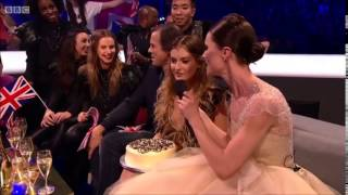 Eurovision 2014: Awkward moments in the Green Room with Lise Rønne