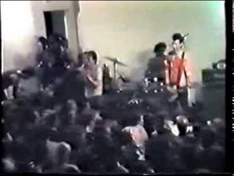 Dead Kennedys: Live @ Wust Radio Music Hall, Washington, DC 11/18/85 (Complete)