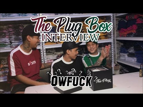 THE PLUG BOX INTERVIEW: OWFUCK