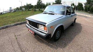 2011 ВАЗ 2105 1.6L (73) POV TEST DRIVE