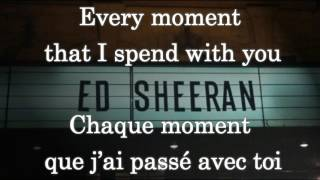 Ed Sheeran - How would you feel (Paean) (Traduction Française)
